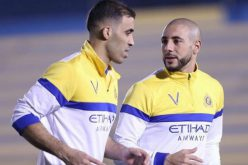"""لاعبي #النصر أمرابط وحمدالله يصفان بعضهما بـ """"الأفضل"""""""