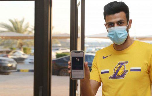 الأندية السعودية تلزم لاعبيها بتحميل تطبيقي #توكلنا و #تباعد على هواتفهم