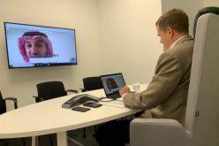 الفيصل يجتمع برئيس مكافحة المنشطات الدولية