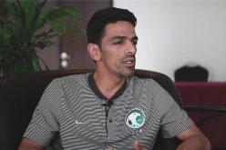 بندر الأحمدي يقدم محاضرة فنية للمدربين العراقيين