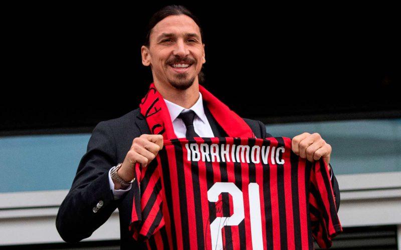 إبراهيموفيتش يقترب من تجديد عقده مع ميلان