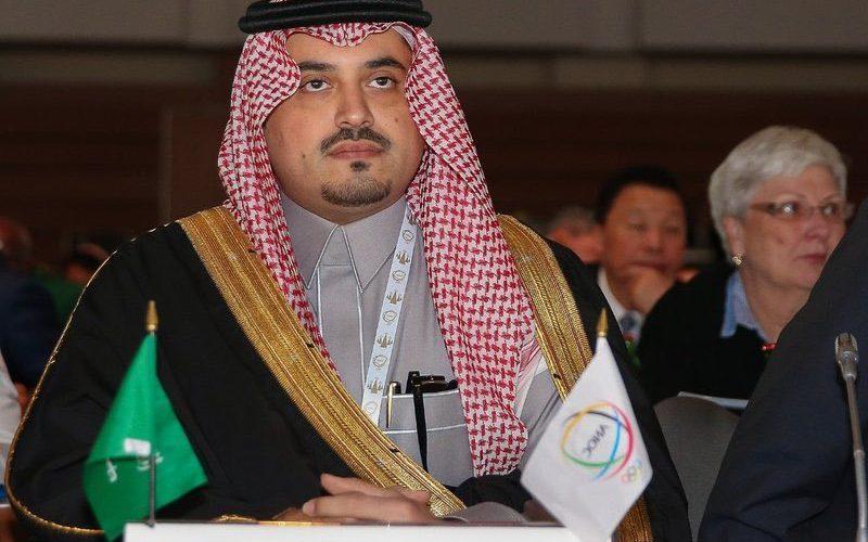 تعيين فهد بن جلوي نائبًا لرئيس اللجنة الأولمبية السعودية