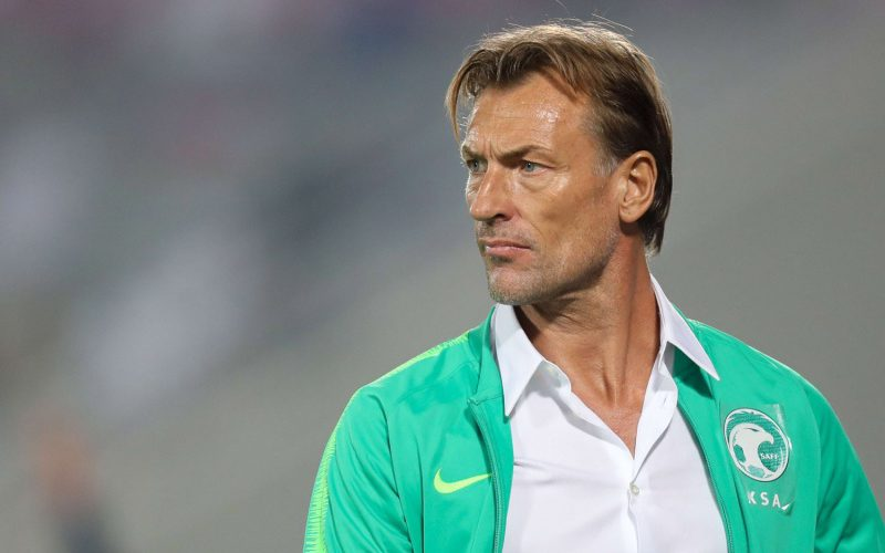 رينارد: هدفي مع الأخضر الوصول إلى كأس العالم .. وهذا سبب ضم الوطيان
